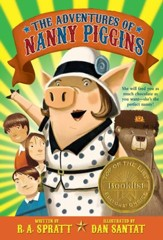 The Adventures of Nanny Piggins - eBook