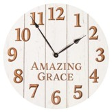 Amazing Grace Clock