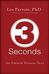 3 Seconds: The Power of Thinking Twice - eBook