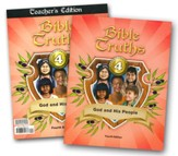 BJU Press Bible Truths Grade 4 Kit (4th Edition)