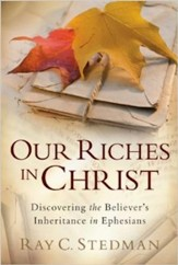 Our Riches In Christ