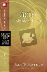Acts: Kingdom Power - eBook