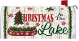Lake Christmas, Mailbox Cover