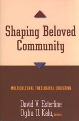 Shaping Beloved Community: Multicultural Theological Education