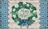 Merry and Bright, Welcome Mat