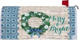 Merry and Bright, Mailbox Cover