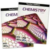 Chemistry Grade 11 Teacher's Edition  (4th Edition)