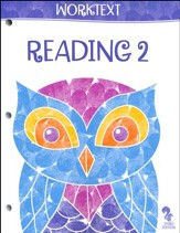 Reading 2 Student Worktext (3rd Edition)
