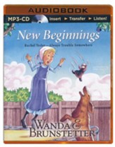 New Beginnings - Unabridged audio book on MP3-CD