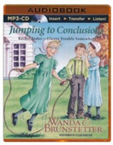 Jumping to Conclusions - Unabridged audio book on MP3-CD