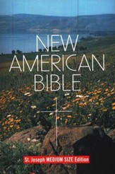 New American Bible(NABRE) St. Joseph  Medium-Size Edition