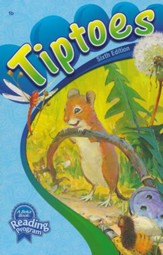 Abeka Tiptoes Reader Grade 1 (New  Edition)