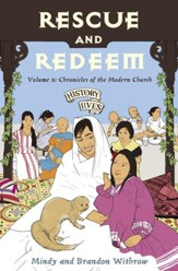 Rescue and Redeem: Vol 5 - eBook