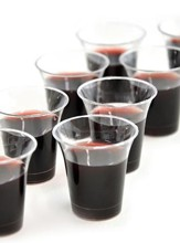 3,000 Value Priced Communion Cups - Plastic
