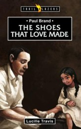 Paul Brand: The Shoes that Love Made - eBook