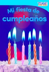 Mi fiesta de cumpleanos (My Birthday  Party) - PDF Download [Download]
