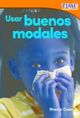 Usar buenos modales (Using Good Manners) - PDF Download [Download]