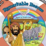 Remarkable Rescue: Saved on Noah's Ark - PDF Download [Download]