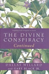 The Divine Conspiracy Continued - Slightly Imperfect
