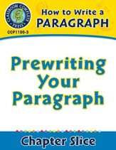 How to Write a Paragraph: Prewriting Your Paragraph - PDF Download [Download]