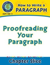 How to Write a Paragraph: Proofreading Your Paragraph - PDF Download [Download]