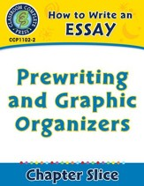How to Write an Essay: Prewriting and Graphic Organizers - PDF Download [Download]