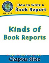 How to Write a Book Report: Kinds of Book Reports - PDF Download [Download]