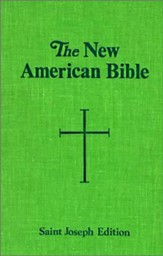 The New American Bible(NABRE) Saint Joseph Student Edition