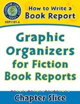 How to Write a Book Report: Graphic Organizers for Fiction Book Reports - PDF Download [Download]