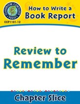 How to Write a Book Report: Review to Remember - PDF Download [Download]
