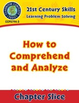 Learning Problem Solving: How to Comprehend and Analyze Gr. 3-8+ - PDF Download [Download]