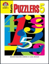 Math Puzzlers - Grade 5 - PDF  Download [Download]