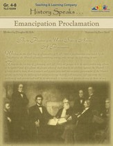 Emancipation Proclamation: History Speaks . . . - PDF Download [Download]