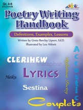 Poetry Writing Handbook: Definitions, Examples, Lessons - PDF Download [Download]