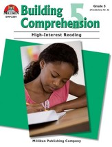 Building Comprehension - Grade 5 -  PDF Download [Download]