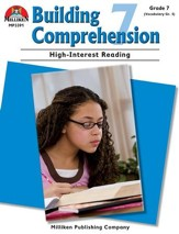 Building Comprehension - Grade 7 -  PDF Download [Download]