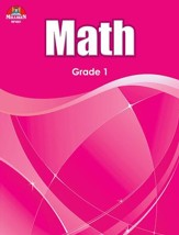 Math Workbook - Grade 1 - PDF Download [Download]