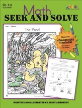 Math Seek and Solve - PDF Download  [Download]