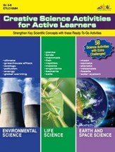 Creative Science Activities for Active Learners - PDF Download [Download]