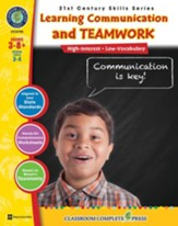 21st Century Skills - Learning  Communication & Teamwork Gr. 3-8+ - PDF Download [Download]
