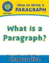 How to Write a Paragraph: What Is a Paragraph? - PDF Download [Download]