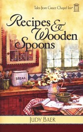 Recipes and Wooden Spoons - eBook