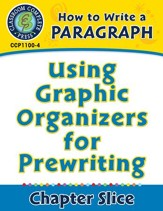 How to Write a Paragraph: Using Graphic Organizers for Prewriting - PDF Download [Download]