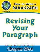 How to Write a Paragraph: Revising Your Paragraph - PDF Download [Download]