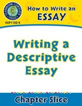 How to Write an Essay: Writing a Descriptive Essay - PDF Download [Download]