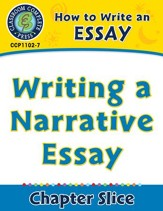 How to Write an Essay: Writing a Narrative Essay - PDF Download [Download]