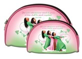 Three Ladies Cosmetic Bag Duo