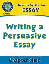 How to Write an Essay: Writing a Persuasive Essay - PDF Download [Download]