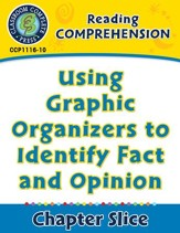 Reading Comprehension: Using Graphic Organizers to Identify Fact and Opinion - PDF Download [Download]