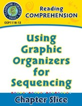 Reading Comprehension: Using Graphic Organizers for Sequencing - PDF Download [Download]